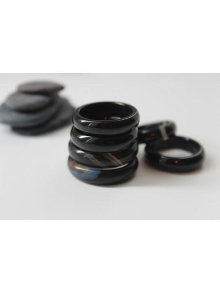Кольцо из агата (KGS0009)