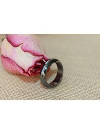 Кольцо из гематита (KGS0014)