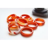 Кольцо из сердолика (KGS0043)