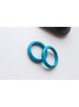 Кольцо из говлита (KGS0066)