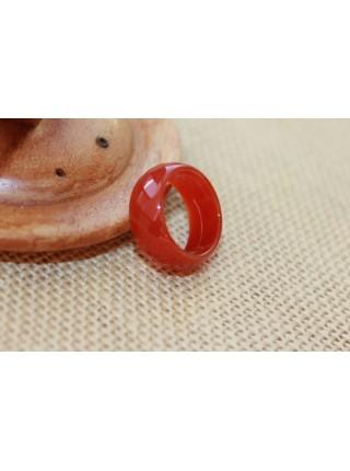 Кольцо из сердолика (KL0026)
