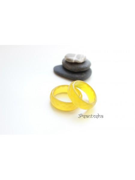 Кольцо из агата (KL0051)