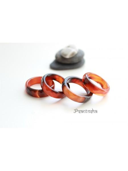 Кольцо из сардоникса (KOS0108)