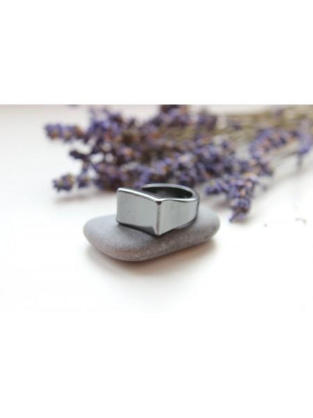 Перстень из гематита (PR0008)